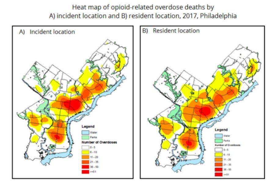 opioid drug overdose