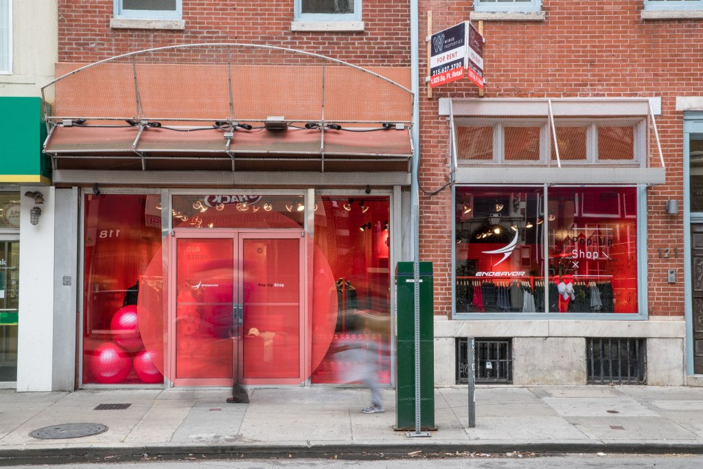 Look Inside Philly S New Pop Up Athletic Wear Boutique