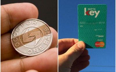septa tokens, septa key card