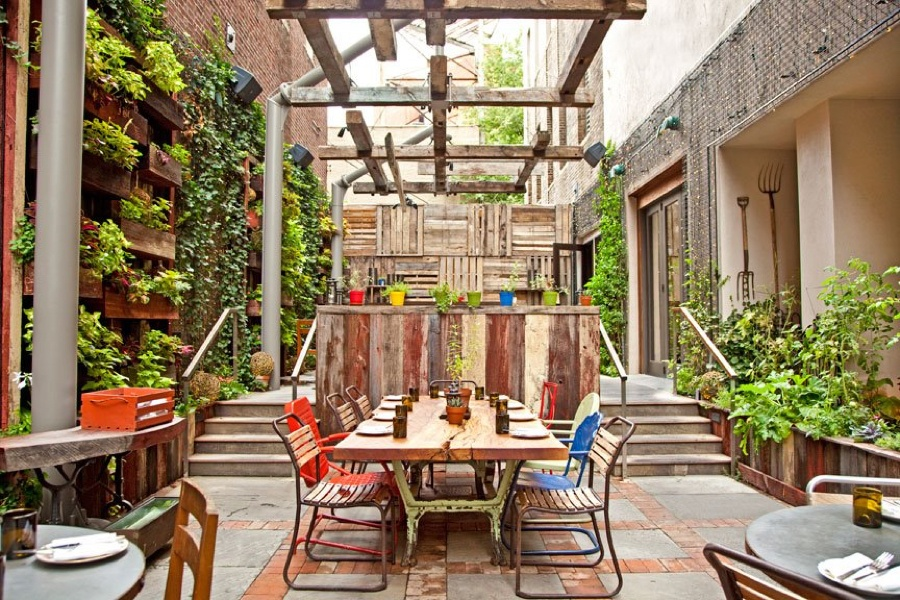 The Best Rooftop Bars And Restaurants With Outdoor Seating