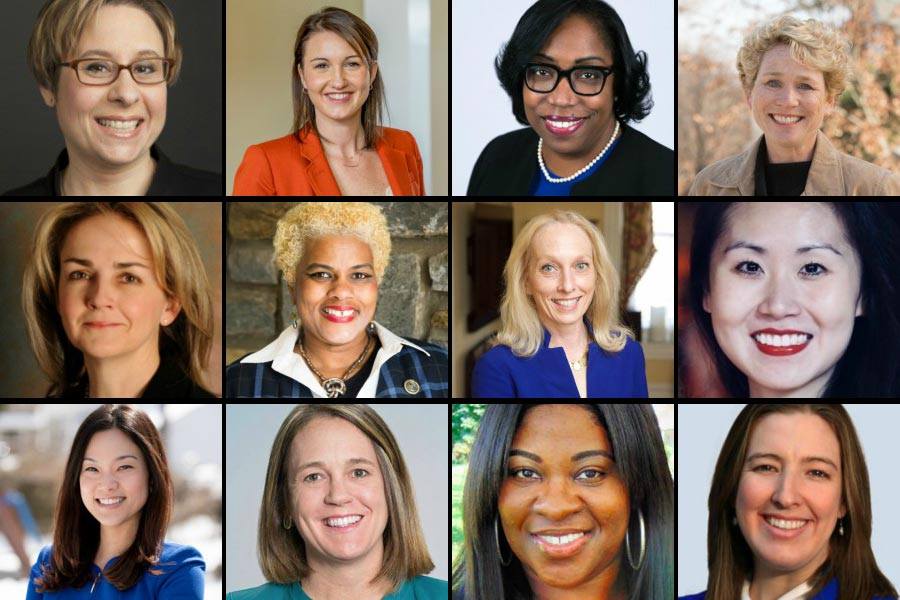 women running for congress