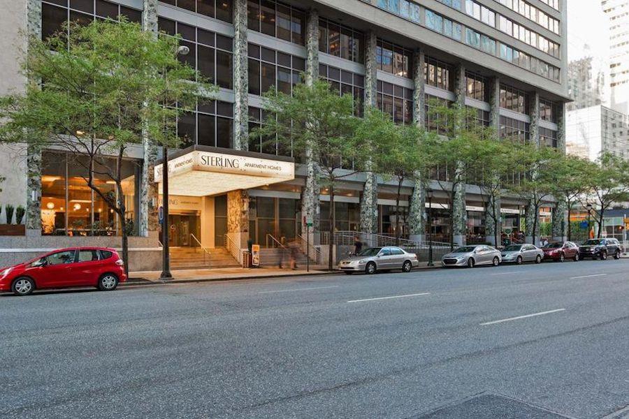 Logan Square Apartment Complex