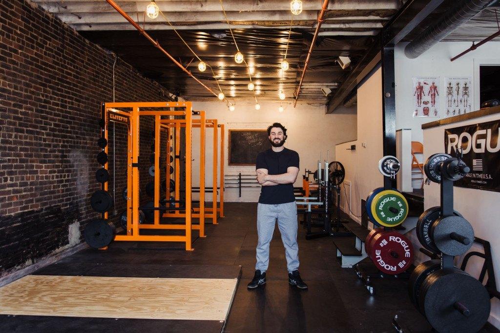 Philadelphia's New Powerlifting Gym Wants to Take You to