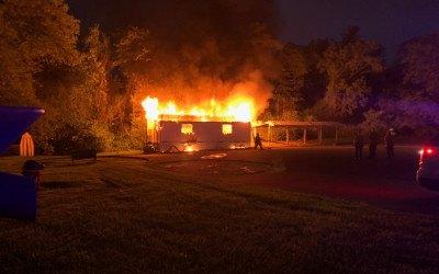 center school, arson, abington