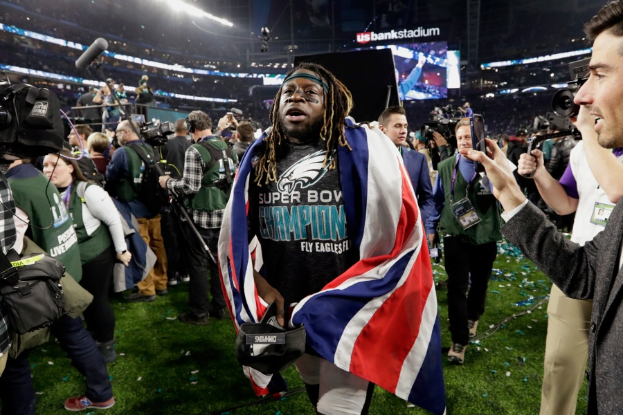 Former Dolphins RB Jay Ajayi sued for allegedly trashing mansion