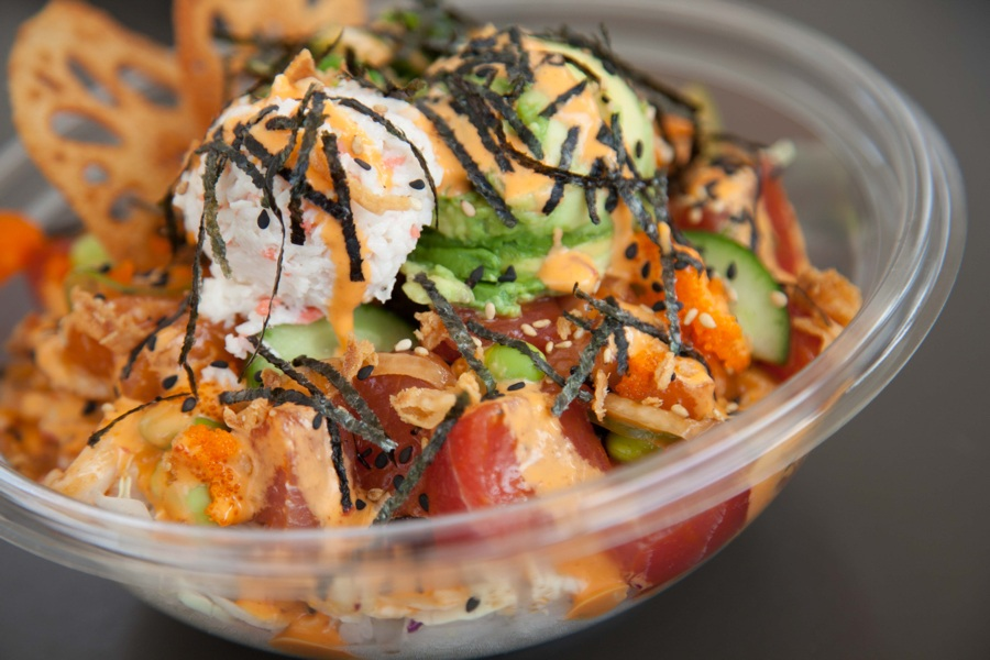A California-Based Poke Chain Is Coming to Chestnut Street