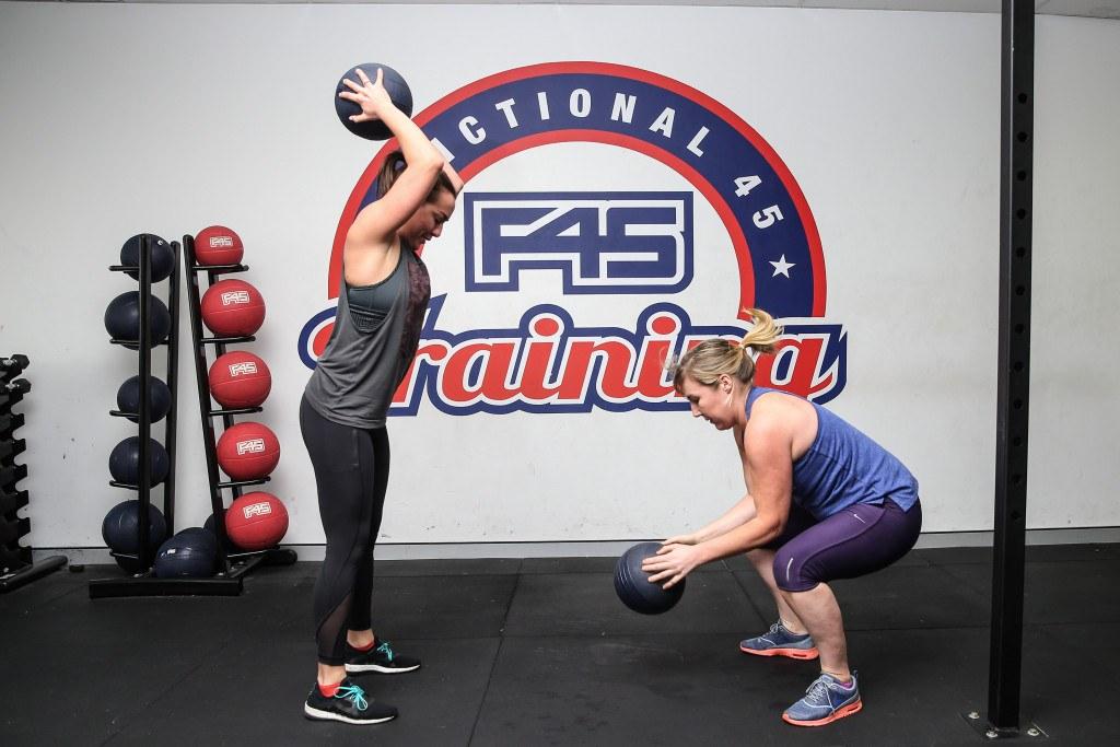 F45 Training Center City