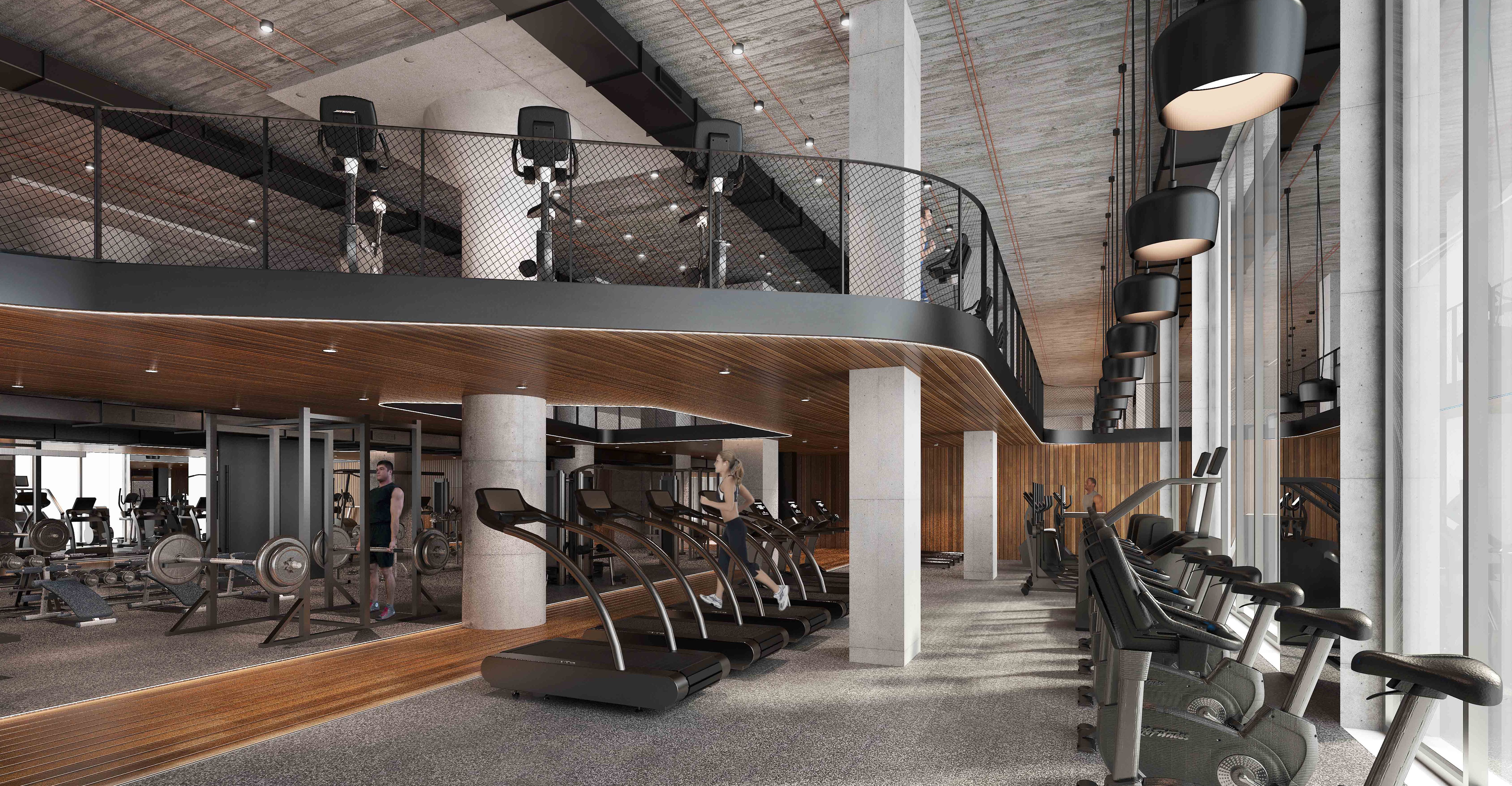 Fitler club will open with a huge fancy gym here 39 s what - Interior design jobs philadelphia ...