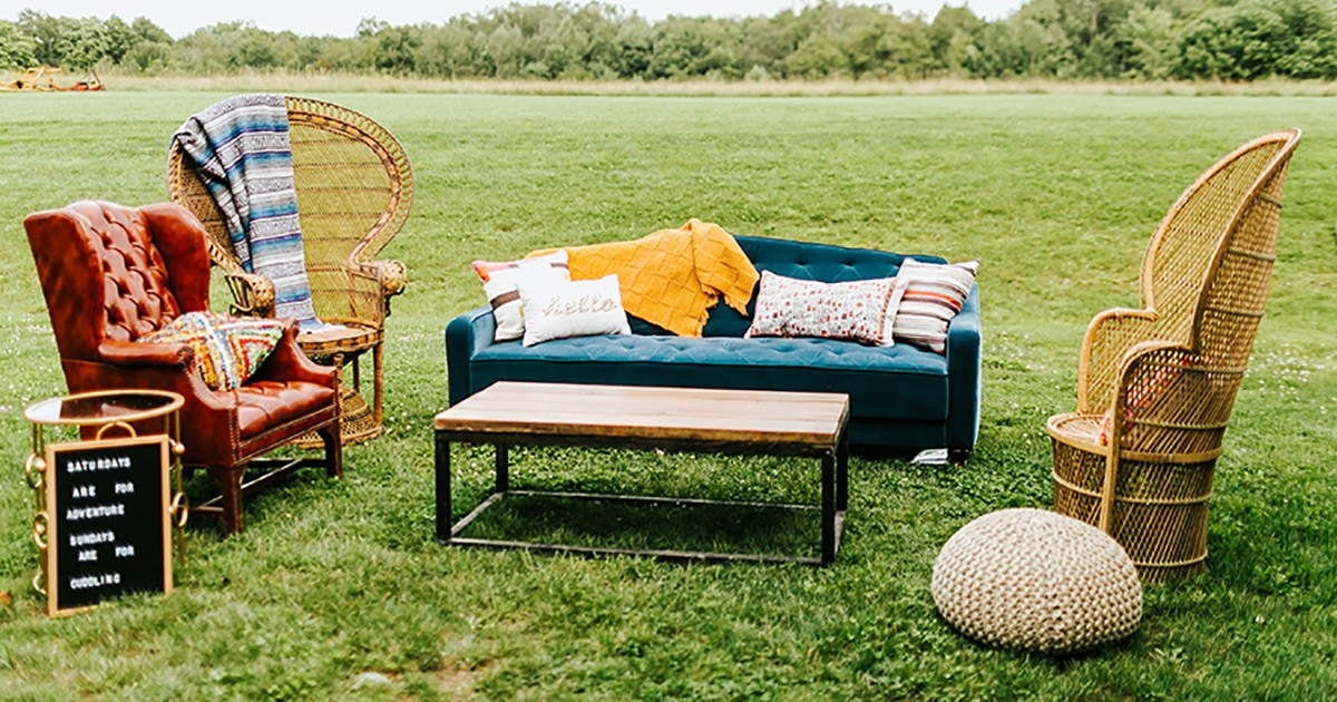 8 Philly-Area Wedding Furniture and Decor Rental Companies