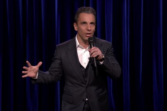 5 Reasons You Need to See Sebastian Maniscalco ASAP