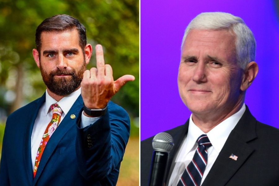 brian sims, mike pence