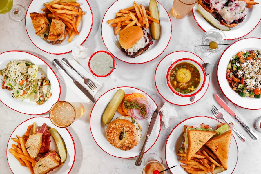 The Rooster Jewish Deli Vibes For Center City Philly Mag
