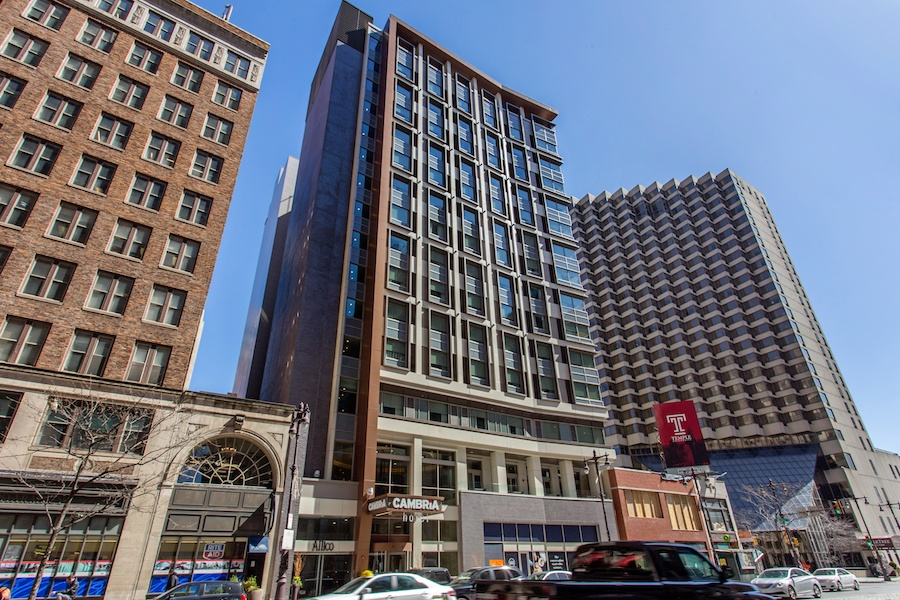The Cambria Hotel At Broad And Locust Streets Photos Erin Mcdonald Choice Hotels