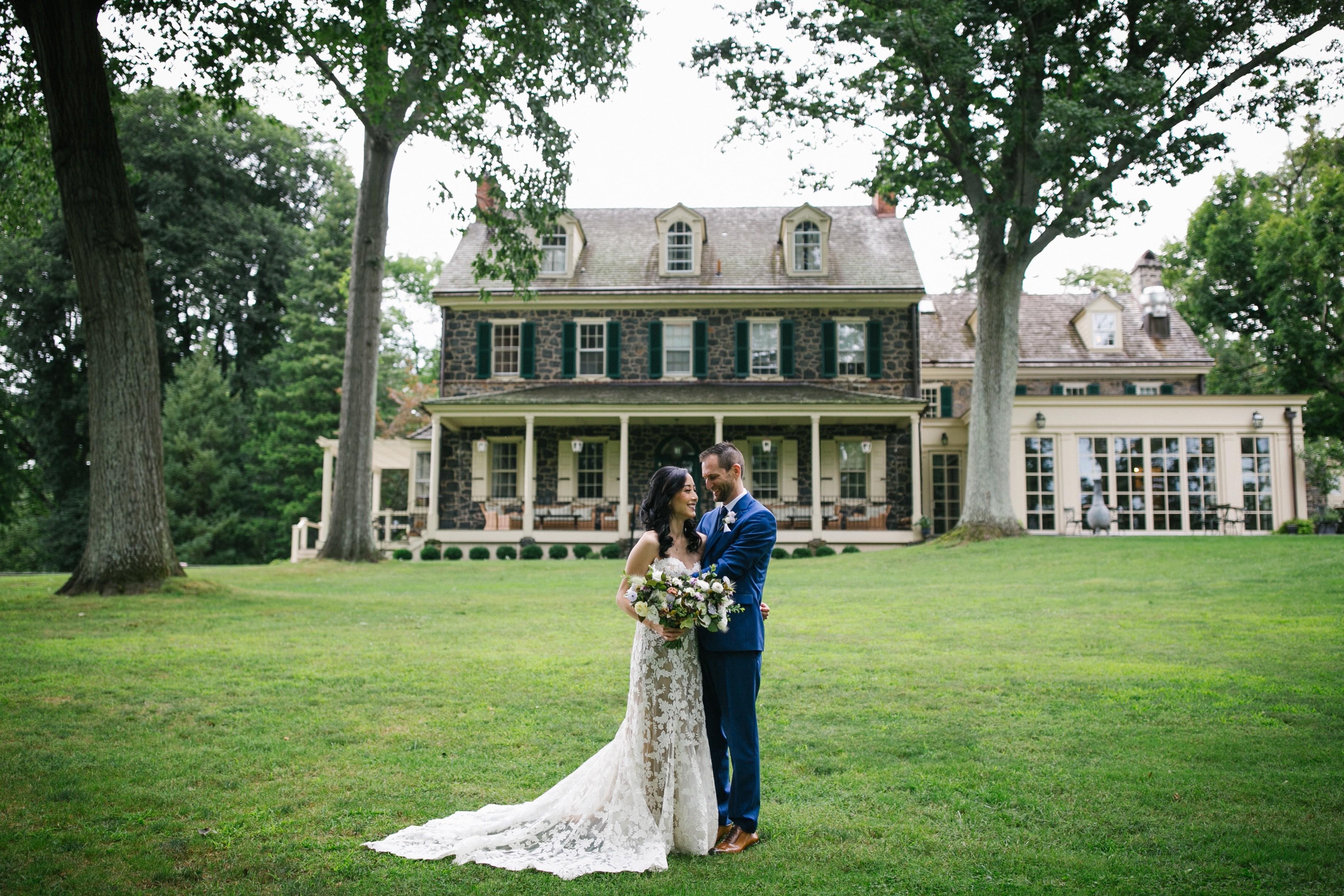 12 Gorgeous Historic Wedding Venues Around Philadelphia