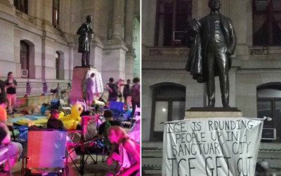 ice, occupyice, protests