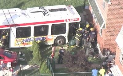 SEPTA bus crash