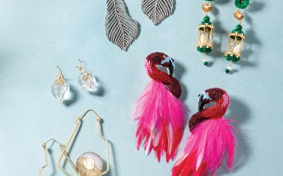 statement earring summer accessories