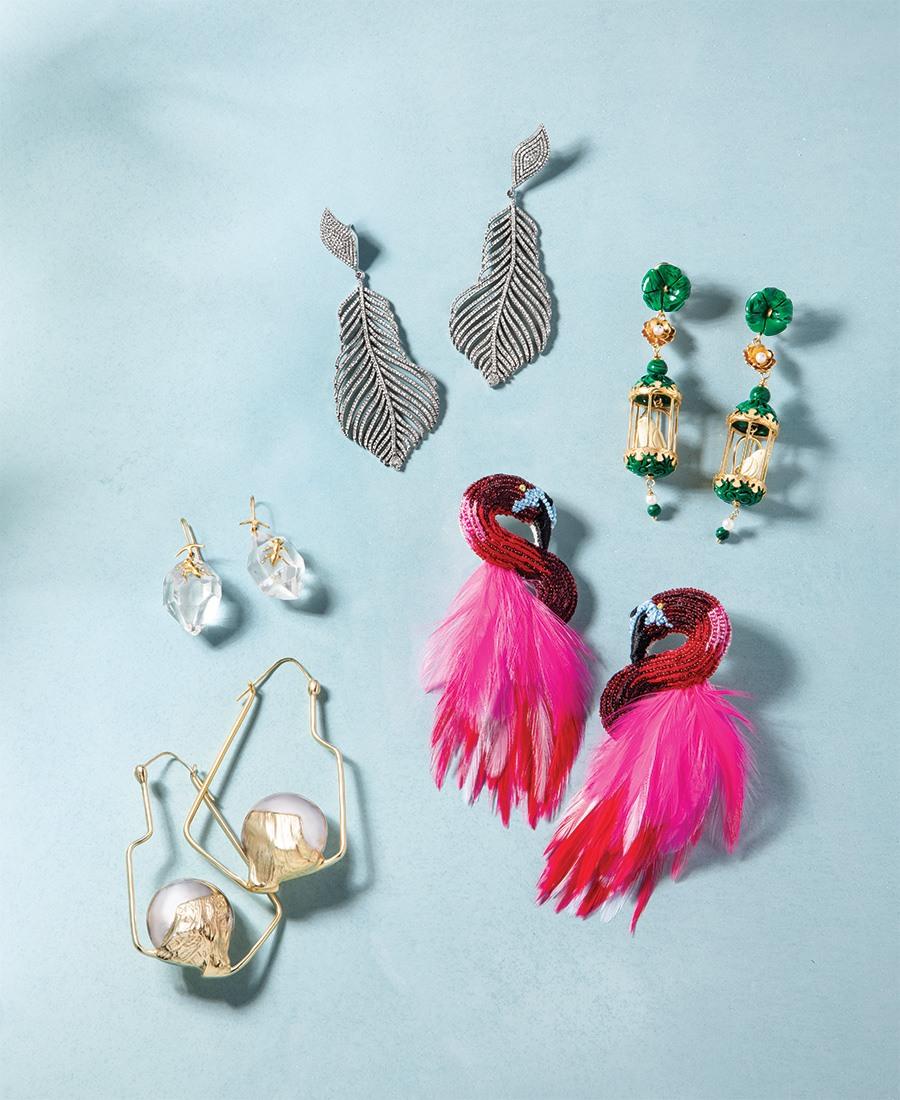 statement earring summer accessories