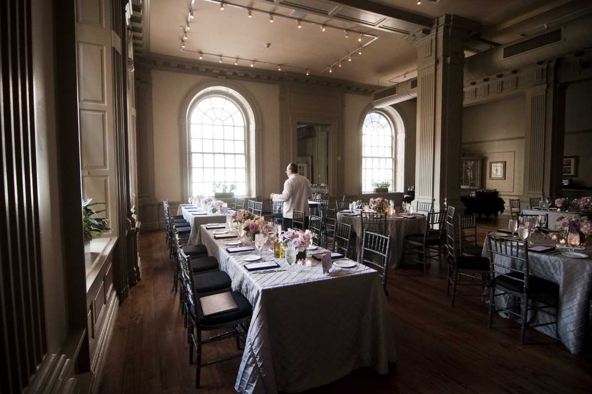 16 Philadelphia Restaurant Wedding Venues With Great Food