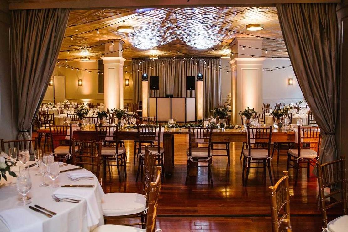 Philadelphia Restaurant Wedding Venues