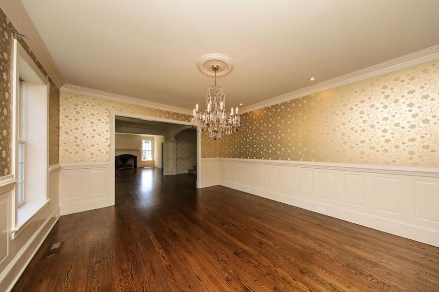 A Turn Of The 21st Century Colonial In Villanova For 2