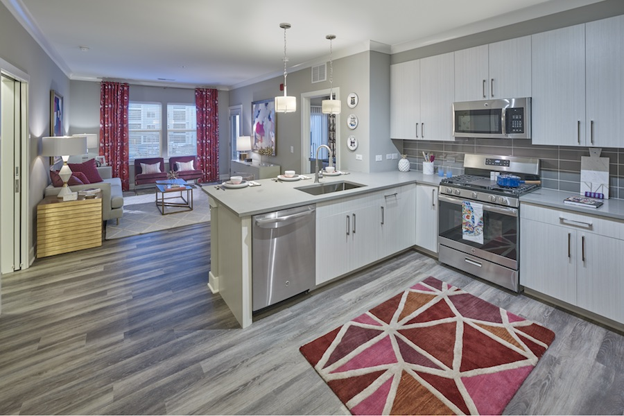 A new town rises at newtown square for Hilton garden inn newtown square