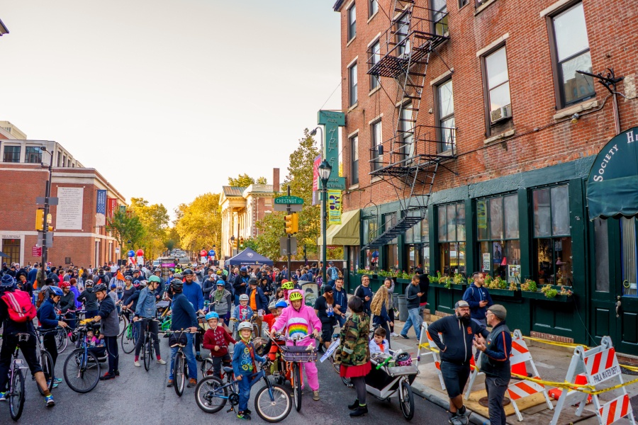 philly free streets