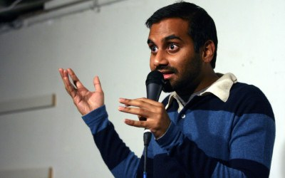 aziz ansari, punch line philly