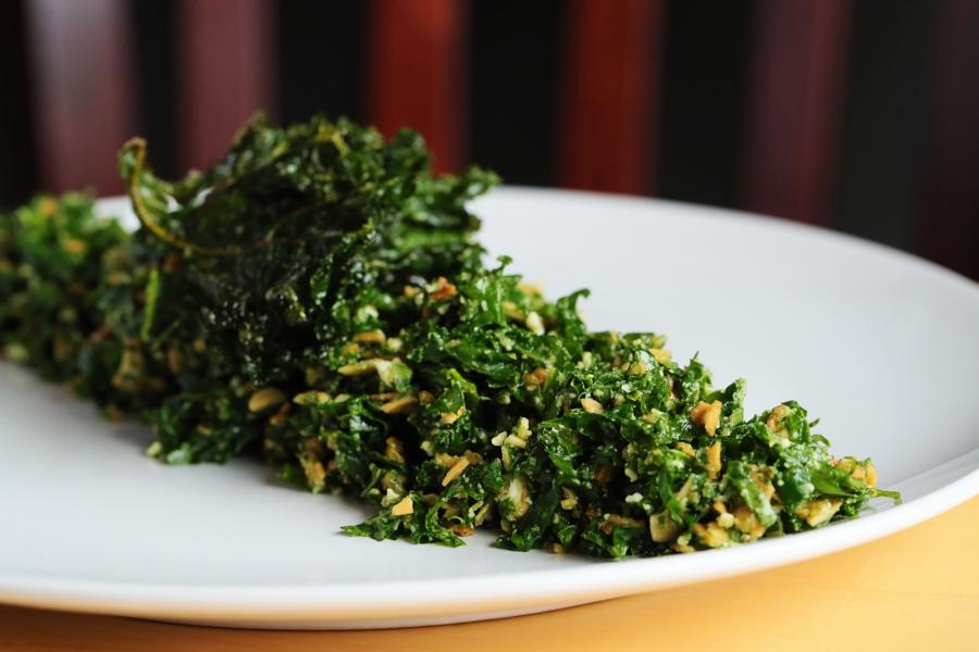 cerise craft steakhouse kale salad