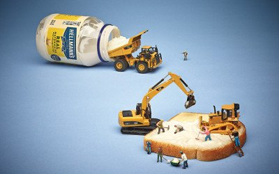 mayonnaise industry millennials