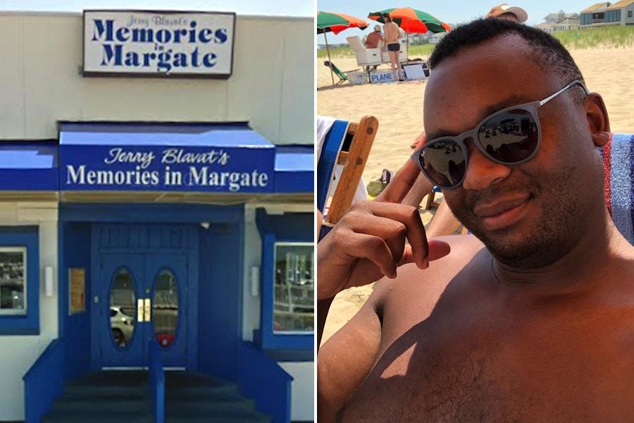memories in margate racism