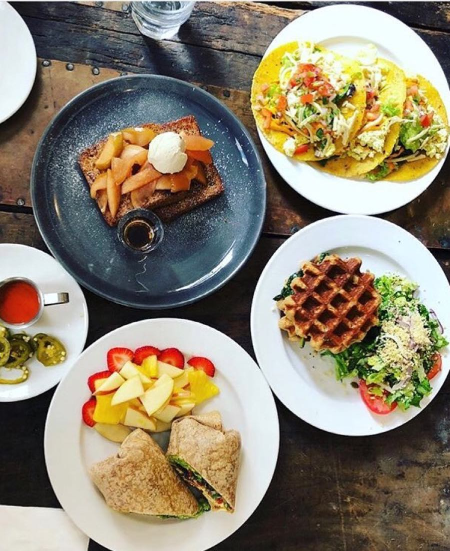 Organic Restaurants Where You Can Dine Around The