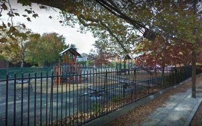 playground, doll, noose