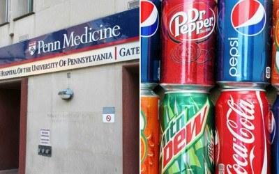 penn medicine, soda