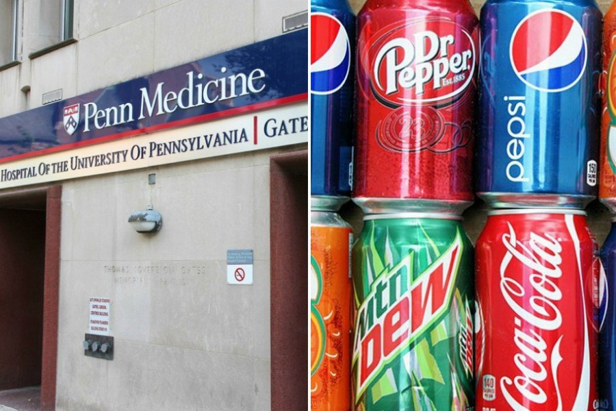 penn medicine, soda, sugary drinks, sweetened beverages