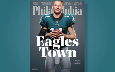 philadelphia magazine september issue eagles
