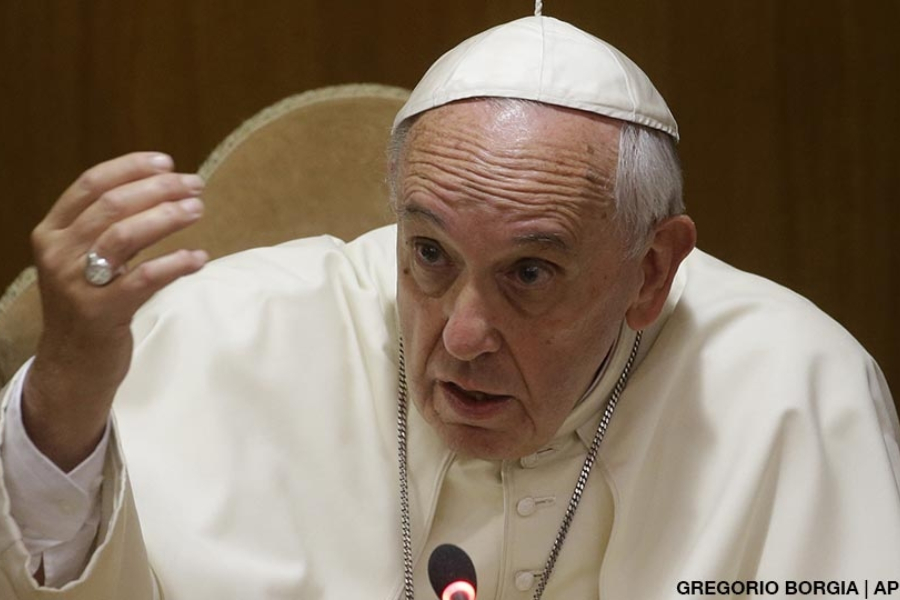 Vatican: Victims of Abuse Should Know 'the Pope Is on Their Side'