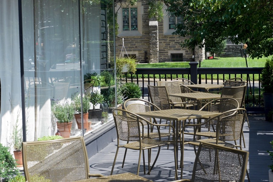 porch and proper outdoor seating