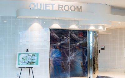 quiet room, philadelphia international airport, phl
