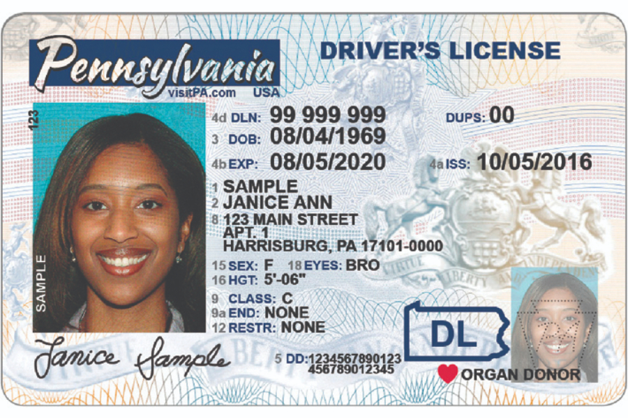 Real Id You Can Still Use Your Pa License To Get On A Plane For Now