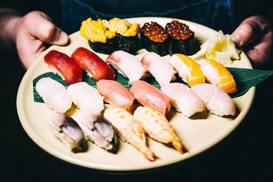 best sushi philadelphia double knot