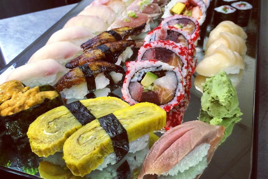 best sushi philadelphia fuji haddonfield