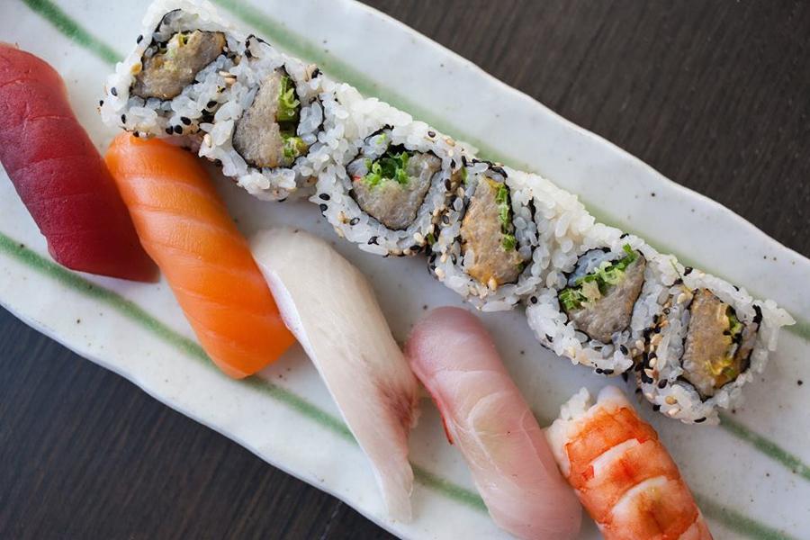 best sushi philadelphia morimoto