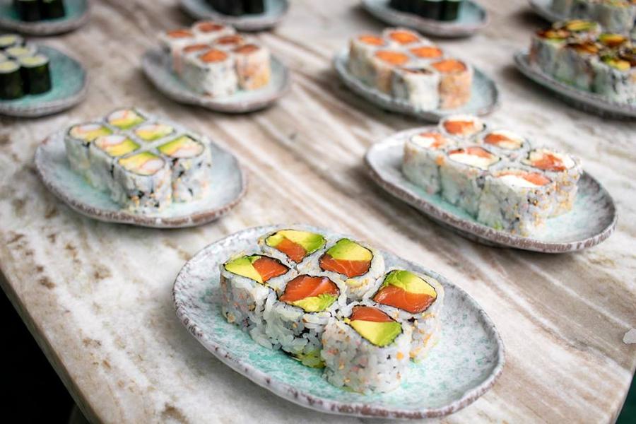 best sushi philadelphia tuna bar