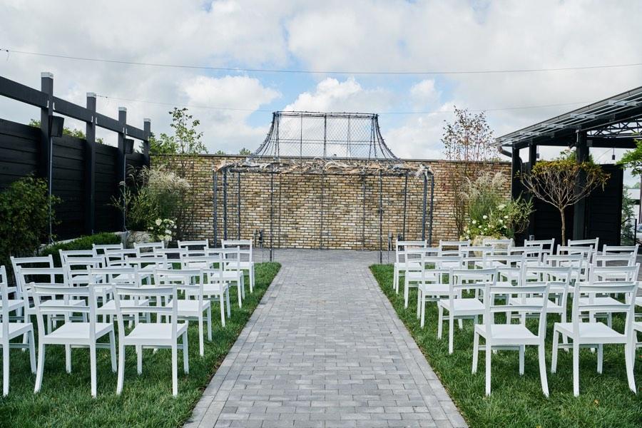 Terrain Gardens At Devon Yard Is Philadelphias Gorgeous New Wedding