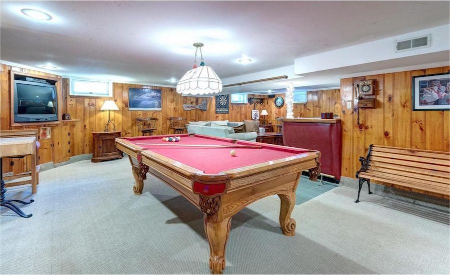 tyson rd game room