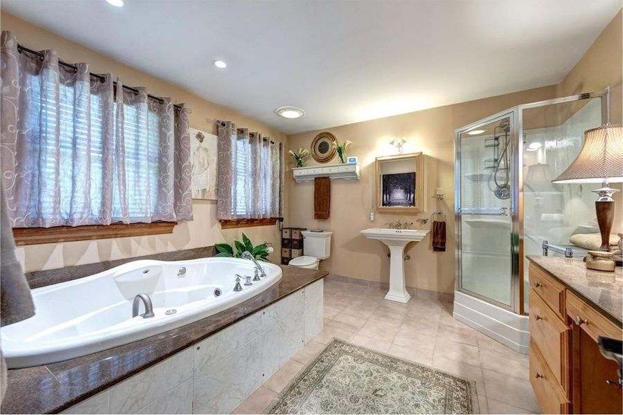 tyson rd new master bathroom