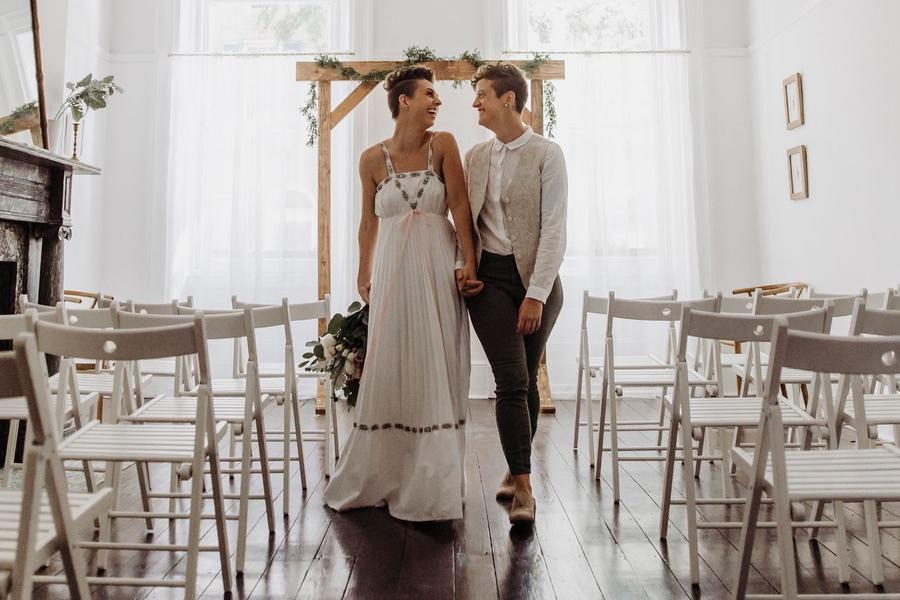 Vaux Studios Wedding Chapel Philadelphia