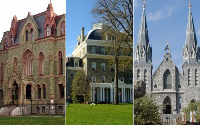 2019 best colleges rankings