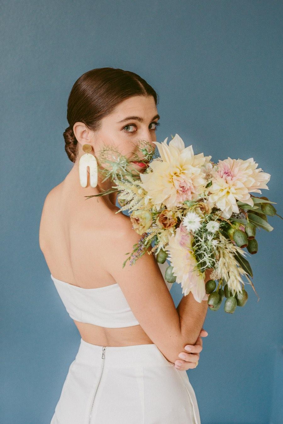 amelia brown bridal ensemble